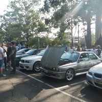 Cars & Coffee No.1 Wahroonga